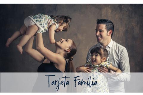 Tarjeta Regalo Famila