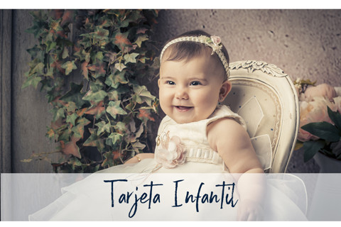 Tarjeta Regalo Infantil